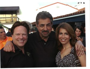 Steve Moore and Joe Mantegna