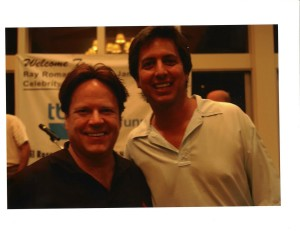 Steve Moore and Ray Romano