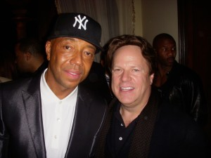 Russell Simmons and Steve Moore