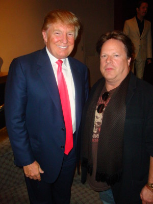 Donald Trump and Steve Moore