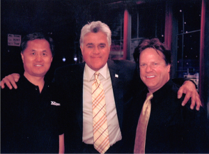 Jay Leno at The Tonight Show