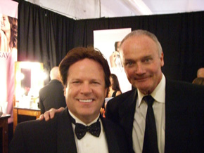 Steve Moore and Creed Bratton