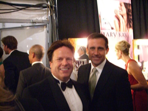 Steve Moore and Steve Carell