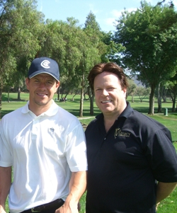 Mark Wahlberg and Steve Moore